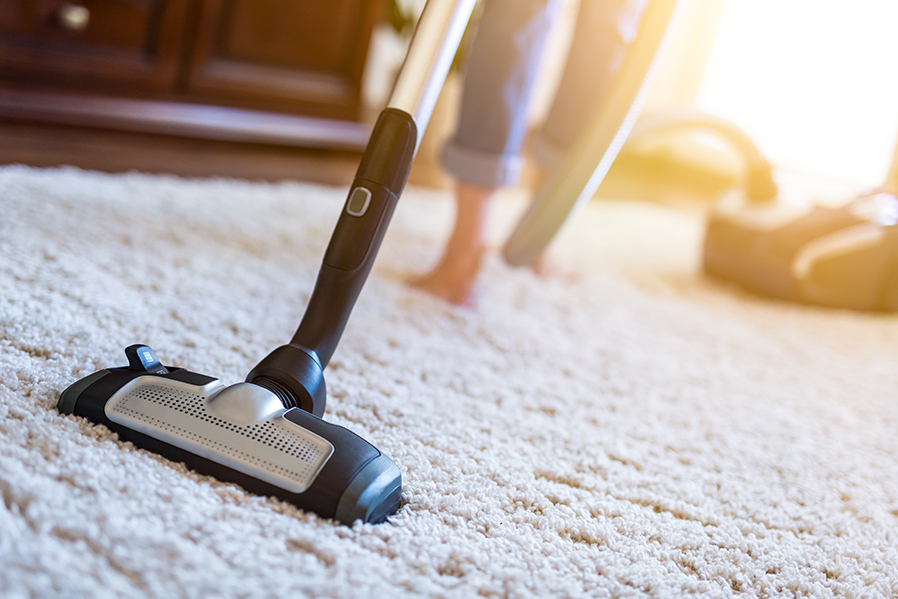 How to Keep your Carpets Clean, Vacuum regularly